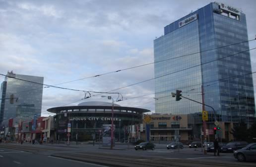 1  obchodné centrum Polus bolo na svoju dobu revolučným počinom 5cb11450298